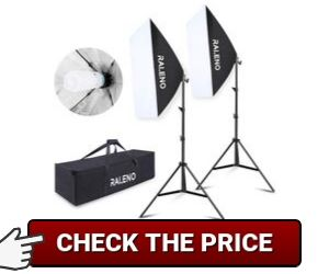 RALENO Softbox review