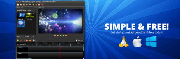 OpenShot video editing software review