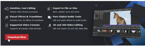 Videopad editing software review