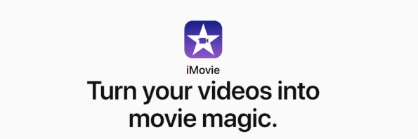 iMovie video editor review