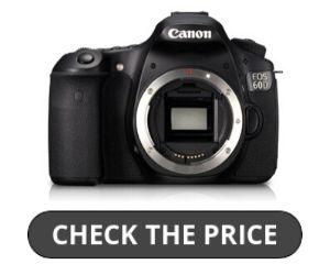 Canon EOS 60D Jennxpenn Camera