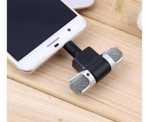 Smartphone microphone