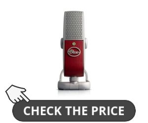 Blue Microphones Raspberry Joe Rogan Podcast