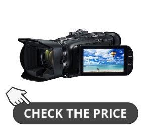 Camera Joe Rogan Uses Canon VIXIA HF G40 Full HD Camcorder