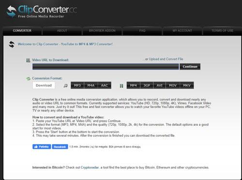 ClipConverter Review
