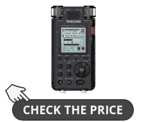 Tascam DR-100MKIII Review