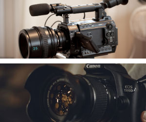 Camcorder Vs DSLR