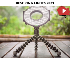 Best Ring Lights for YouTubers 2021