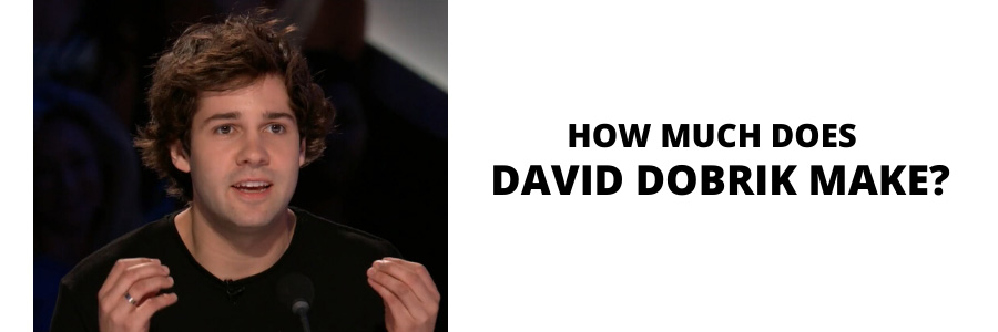 How Much Does David Dobrik Make?