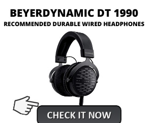 Beyerdynamic DT 1990 durable headphones