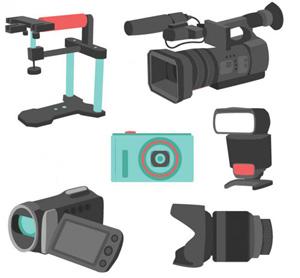Equipment for Beauty Vlogging