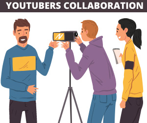 YouTubers Collaboration