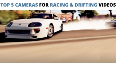 TOP 5 Best Cameras for Racing and Drifting Videos