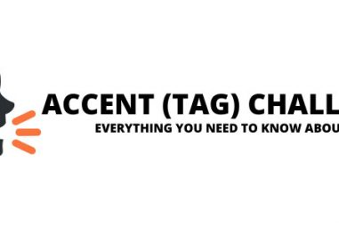 Accent Challenge: Word List, Tag Questions & Rules 2020