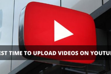 What is the Best Time To Upload Video On YouTube? Statistics