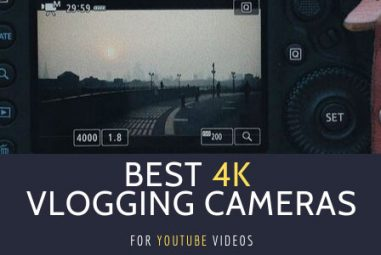 TOP 10 Best 4K Vlogging Cameras for YouTube in 2021