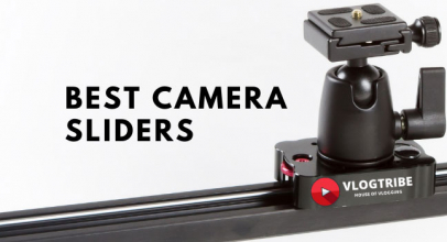 10 Best Camera Sliders for YouTubers and Vloggers [2021]