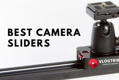 10 Best Camera Sliders for YouTubers and Vloggers 2021