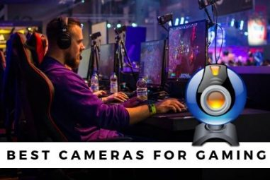TOP 9 Best Cameras for Gaming in 2021