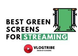 TOP 9 Best Green Screens for Streaming in 2021