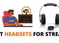 TOP 10 Best Headsets for Streaming & Gaming 2020