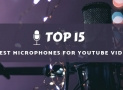 TOP 15 Best Microphones for YouTube Vlogging in 2019