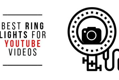 TOP 5 Best Ring Lights for YouTube Videos