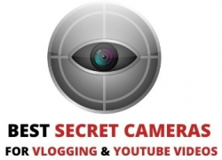 TOP 3 Best Secret Cameras for Vlogging