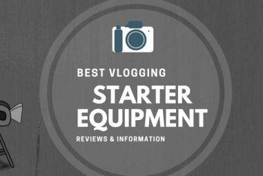 Best Vlogging Equipment for YouTube