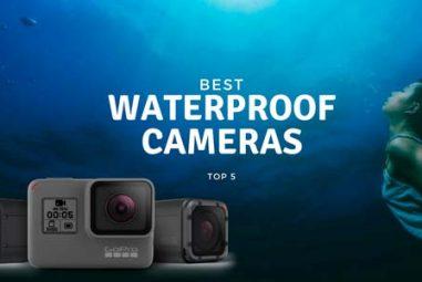 TOP 5 Best Waterproof Vlogging Cameras