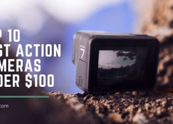 10 Best Action Cameras Under $100 [GoPro Alternatives]
