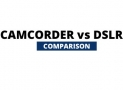 Camcorder vs DSLR: Which is the Best for Video and Vlogs?