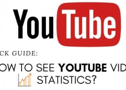 How To See YouTube Video Statistics? Quick Guide!