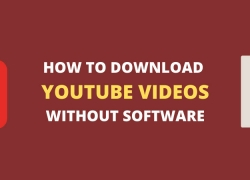 How to Download YouTube Videos Without Software? TOP 3 Methods