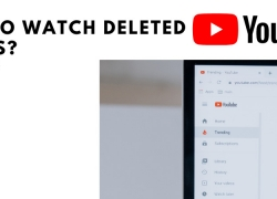 How To Watch Deleted YouTube Videos: Easy 3 Tips!