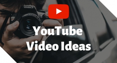 200 YouTube Video Ideas List for 2020!