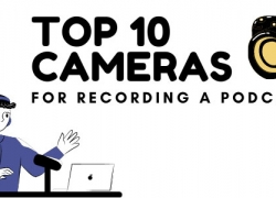 TOP 10 Best Cameras for Recording a Podcast in 2020