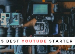 TOP 5 Best YouTube Starter Kits in 2020 [For Everyone]