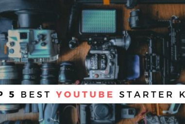 TOP 5 Best YouTube Starter Kits in 2021 [For Everyone]