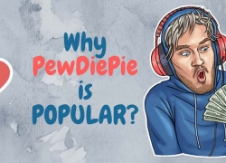 Why PewDiePie is Popular and Famous YouTuber?