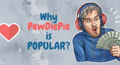 Why PewDiePie is Popular?
