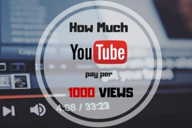 How Much Does YouTube Pay Per 1000 views?